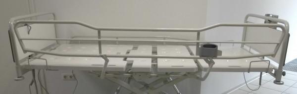 Seitengitter (Paar) - Höhe 35 cm - Länge 197 cm