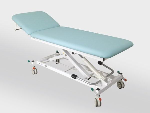 Behandlungsliege / Therapieliege Serie DX1-H Modell 1000-00/H
