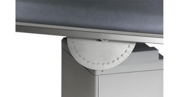 Winkelmesser für Kardiologischen Kipptisch KT-1060/EE