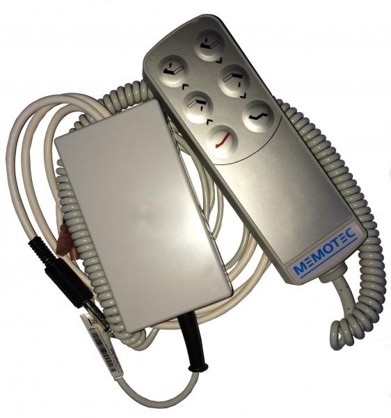 Handschalter mit Relaisbox für Likamed Novo 2