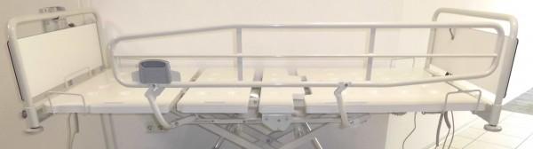 Seitengitter (Paar) - Höhe 35 cm - Länge 157 cm