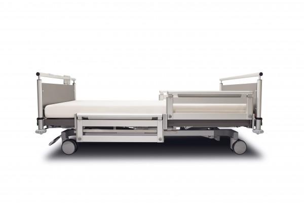 Klinikbett IMPULSE 300KL mit Seitengitter