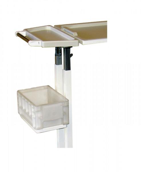 Mehrzweckbehälter - weiß - für Memostar(r) und Hiflex 4