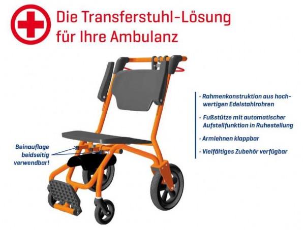 SAM Patiententransportstuhl / Ambulanz
