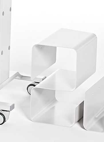Staufächer für Beistelltisch BT / BTplus
